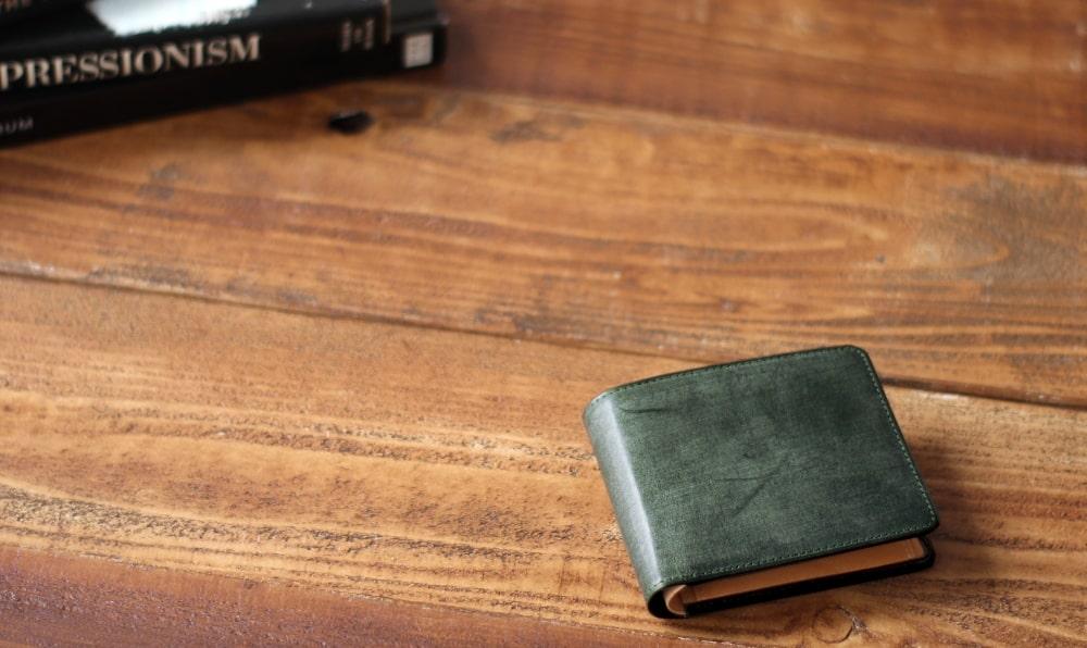 ダコタの二つ折り財布