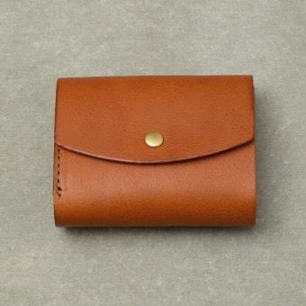 ヘルツのコンパクト財布