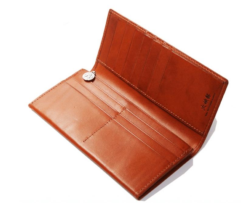 大峡製鞄の長財布
