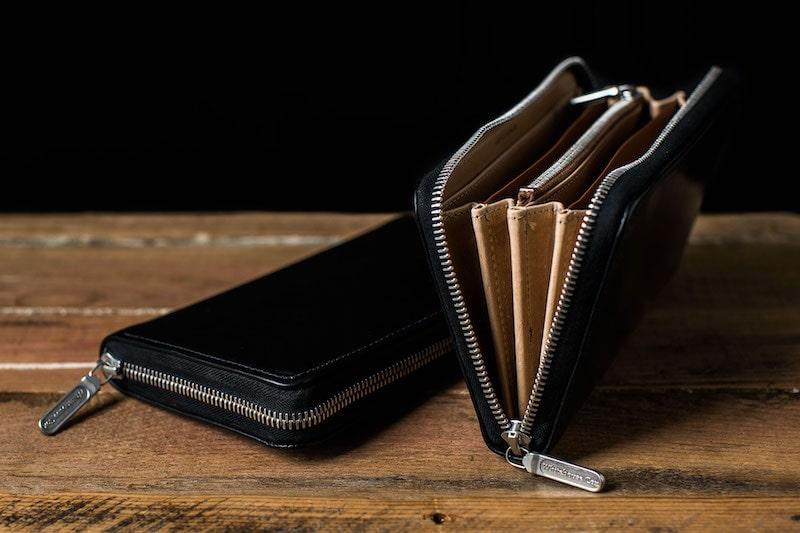 ホワイトハウスコックの長財布