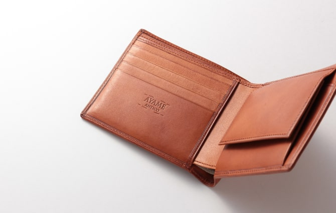 おすすめの2万円台革財布「アヤメ」