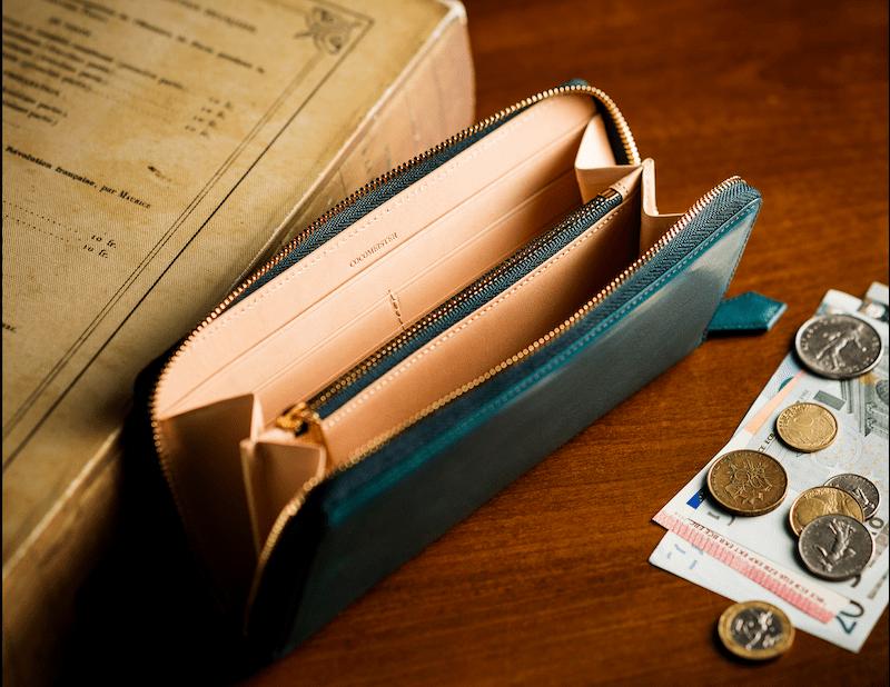 ココマイスターの2万円台の長財布