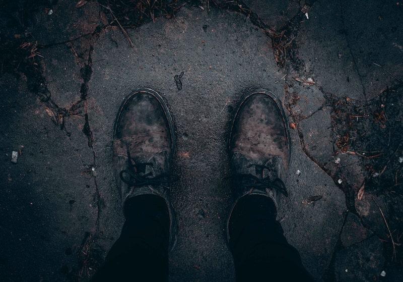 革が雨にぬれても自宅で対処できる