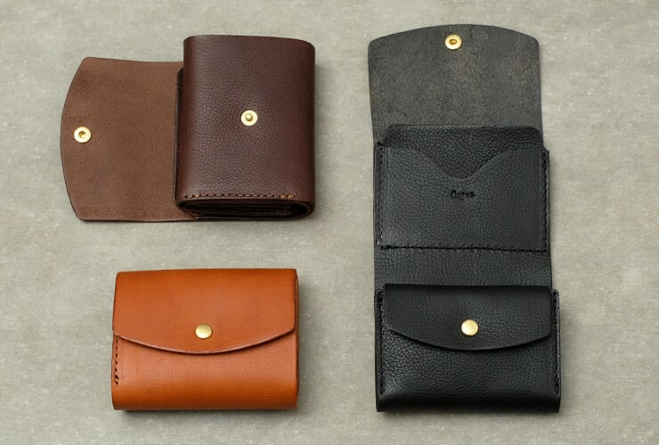 ヘルツのオルガン「ミニ財布」