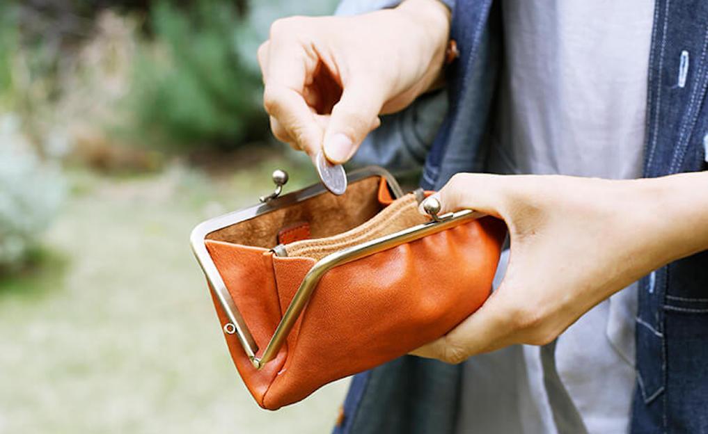 メンズにおすすめのがま口財布の本革ブランドを紹介