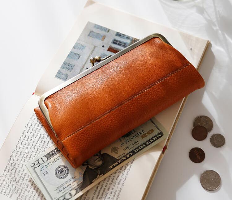 土屋鞄製造所のがま口財布