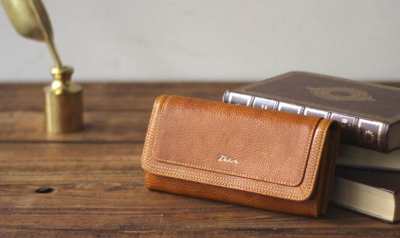 ダコタのレディース長財布