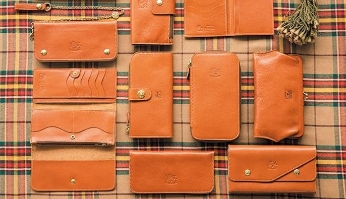イルビゾンテの本革の長財布のイメージ