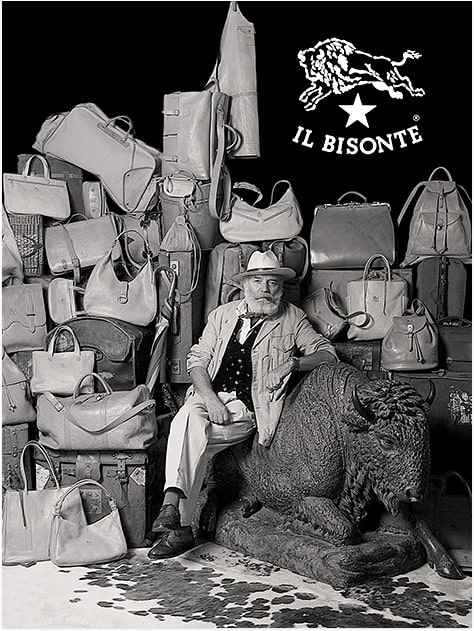 イルビゾンテのブランドの歴史・特徴について