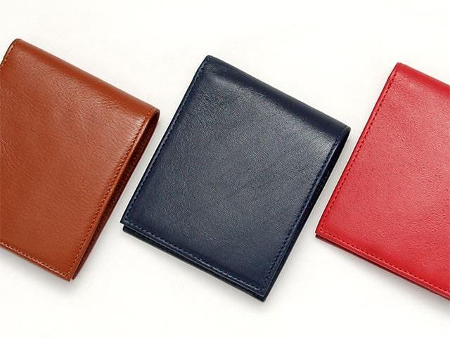joggoの財布は高品質の天然牛革を使っている