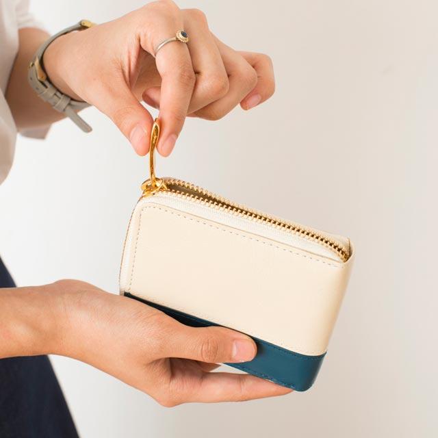 joggoのレディース二つ折り財布