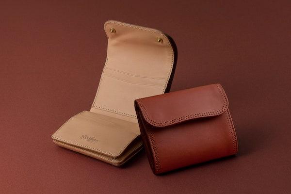 ツラネのミニ財布
