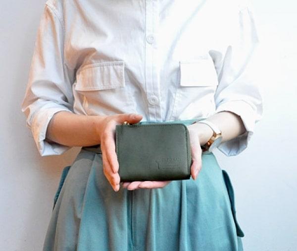 クレドランのレディースミニ財布