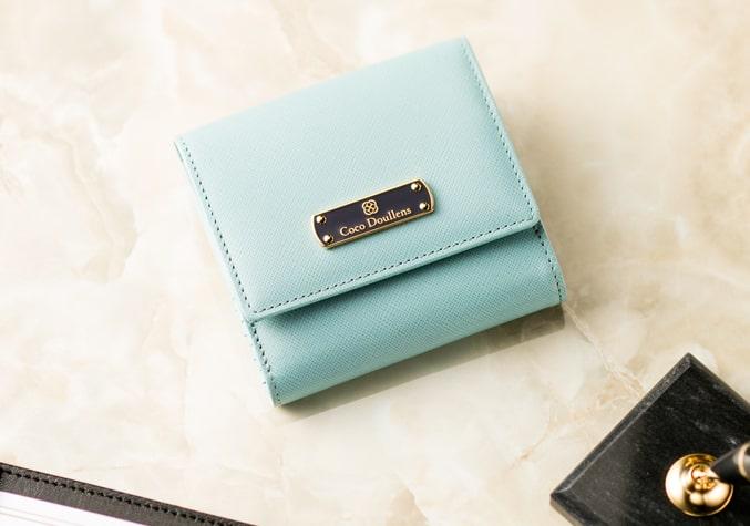 ココデュランのレディースミニ財布