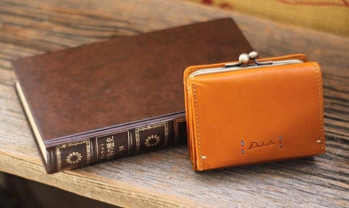 ダコタのレディースミニ財布
