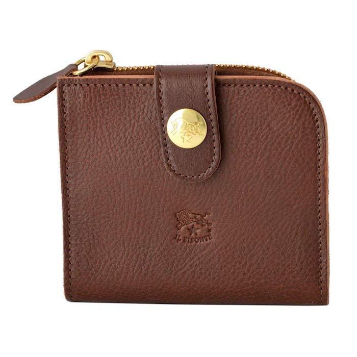 イルビゾンテのレディースミニ財布