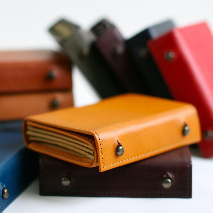 エムピウのレディースミニ財布