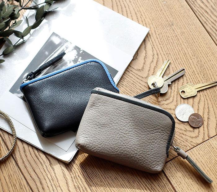 土屋鞄製造所のレディースミニ財布