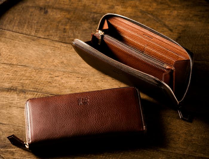ココマイスターのマルティーニ長財布