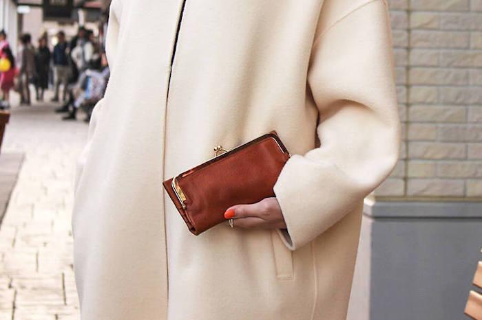 ハレルヤのレディース長財布