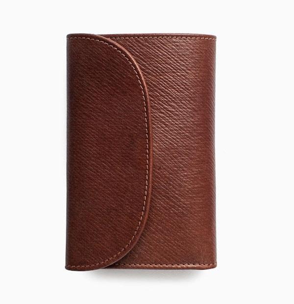 ホワイトハウスコックスのメンズ牛革財布