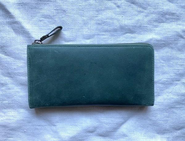 ハレルヤの『TIDY長財布』