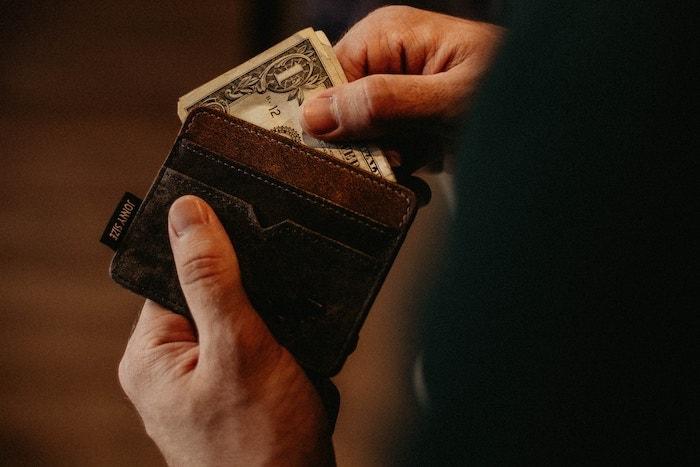 高い財布を使えばお金が貯まりやすいわけではない