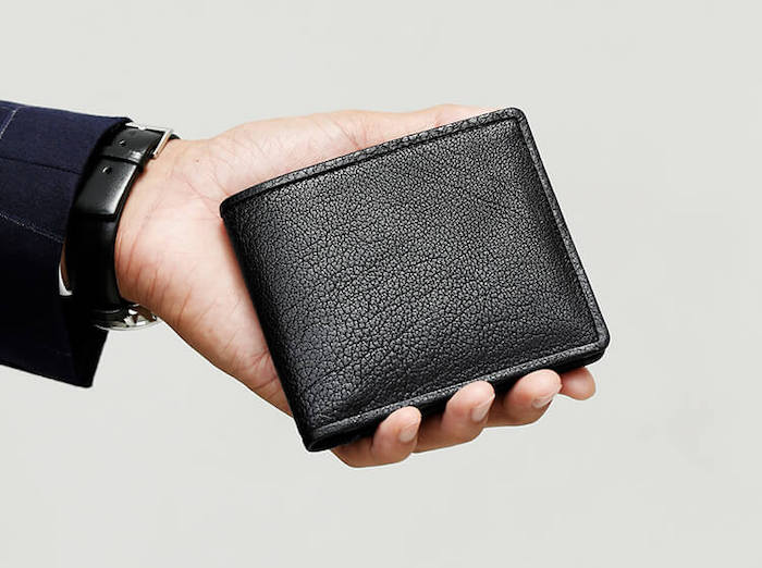 土屋鞄製造所の牛革財布