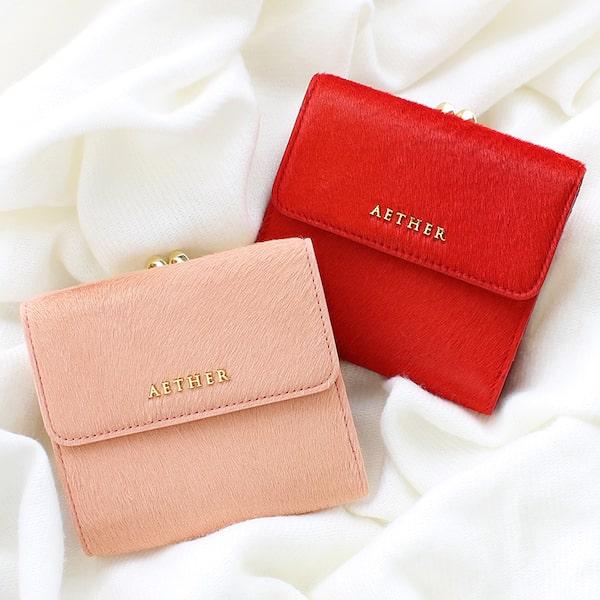 エーテルの財布「ALLURE」シリーズ