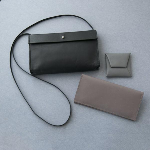 mercredinの2万円台レディース財布の付属品