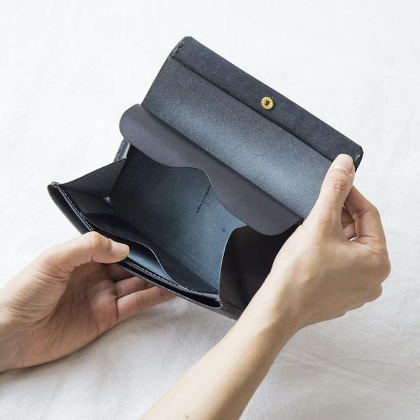 safujiの2万円台レディース財布の内装