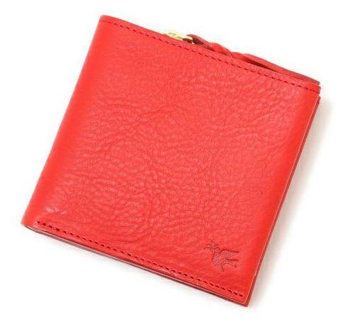 レディースにオススメのsot二つ折り革財布