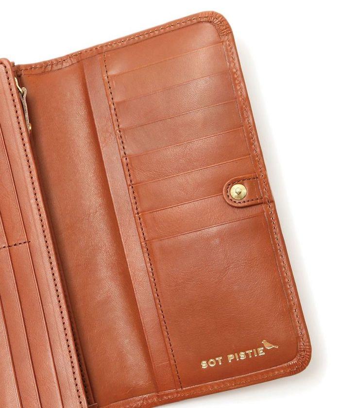 sotのレディース長財布の内装