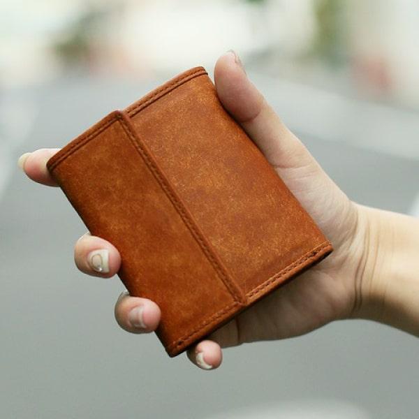 sotレディース三つ折り財布