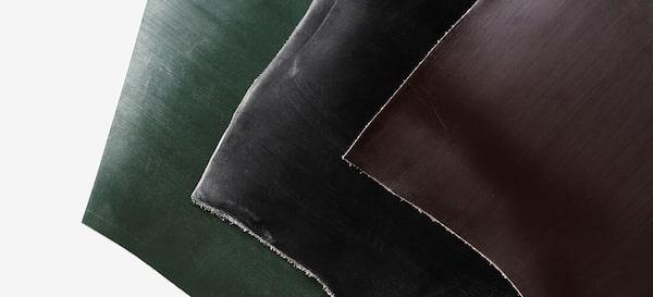 土屋鞄製造所のブライドルレザーの質感