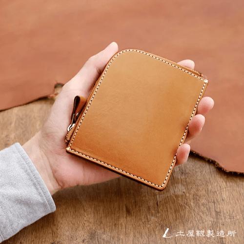 土屋鞄製造所のミニ財布バナー