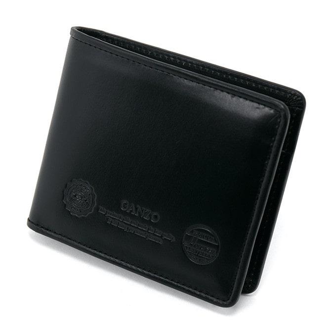 ガンゾのGH5二つ折り財布