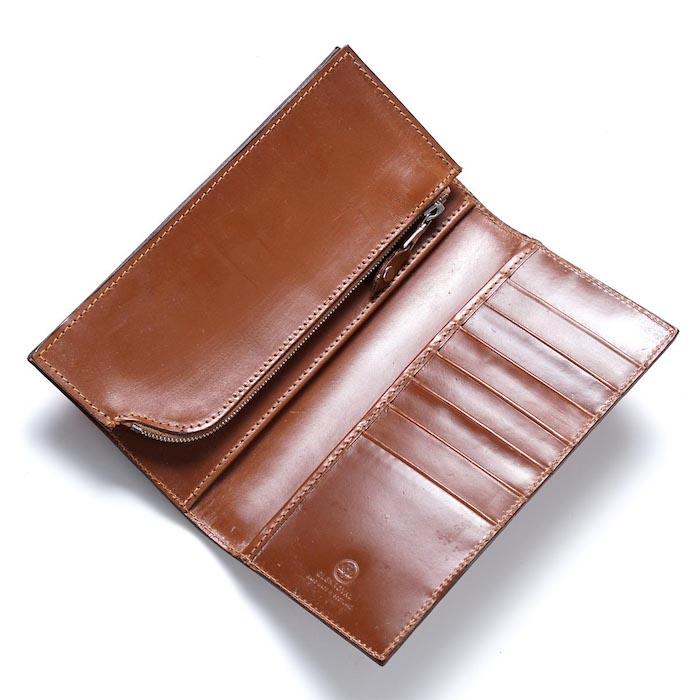 グレンロイヤルの長財布の内装