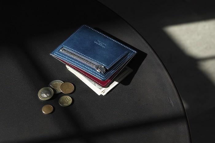 メンズレザーファクトリーの薄型メンズ財布