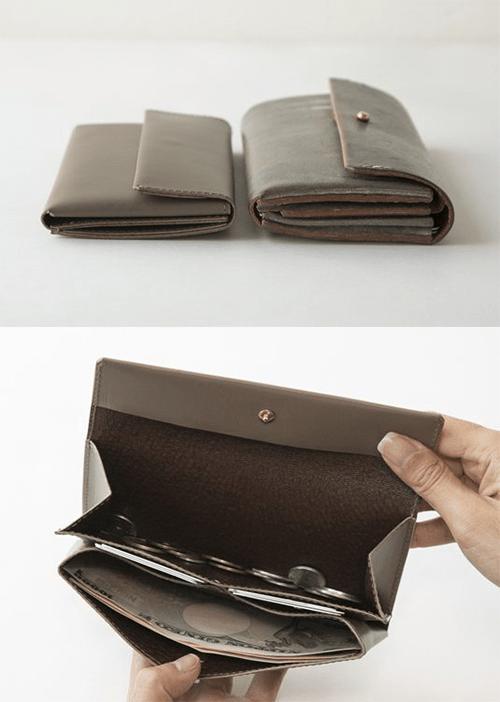 safujiの薄型長財布の厚さや内装
