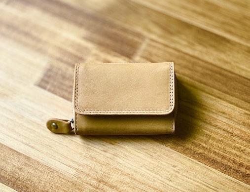 ハレルヤ「tinyミニ財布」