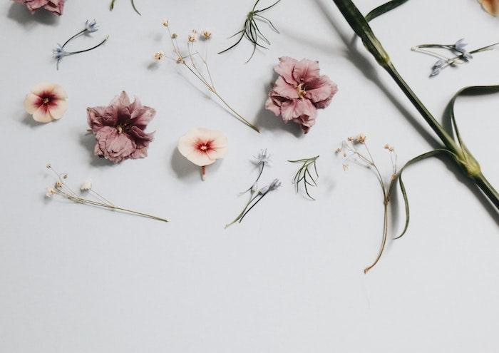 金運アップしやすい財布の特徴「花柄」