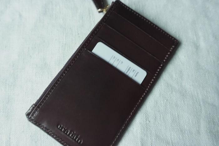 crafstoフラグメントケースのカードポケット