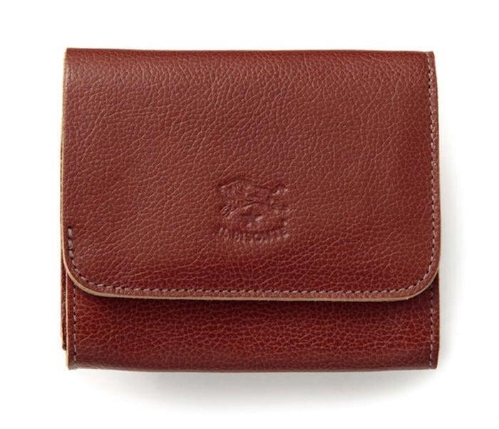 イルビゾンテフラップ折り財布