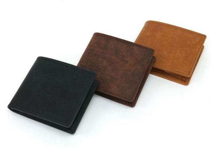sotプエブロ二つ折り財布