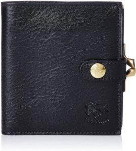 イルビゾンテ二つ折り財布がま口ウォレット