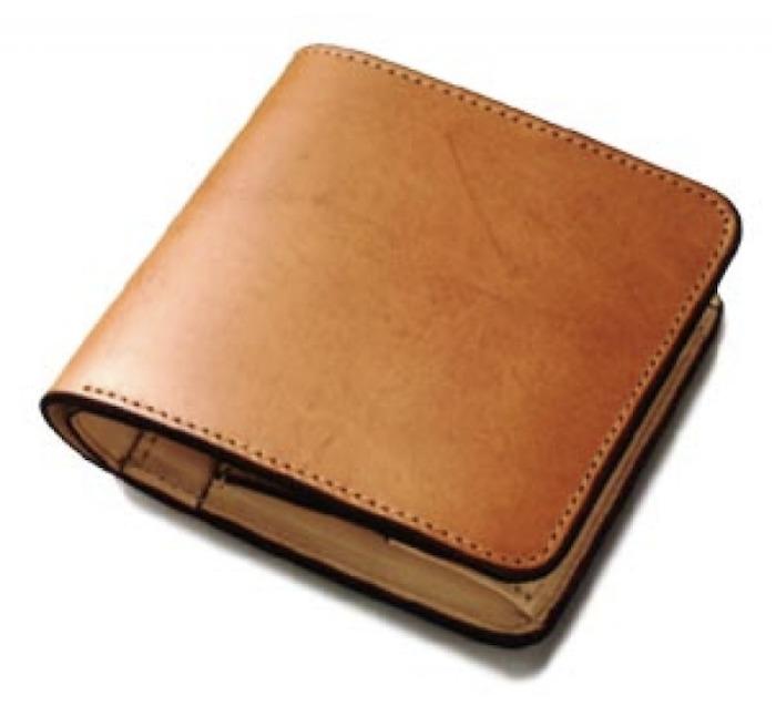 大峡製鞄3万円台メンズ二つ折り財布