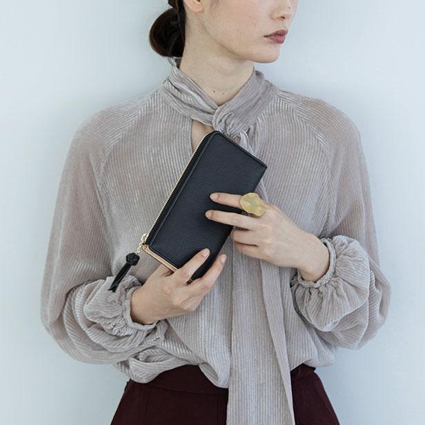 土屋鞄製造所のレディース長財布
