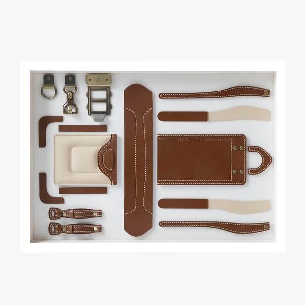 土屋鞄のランドセルリメイク「タンペストリー」