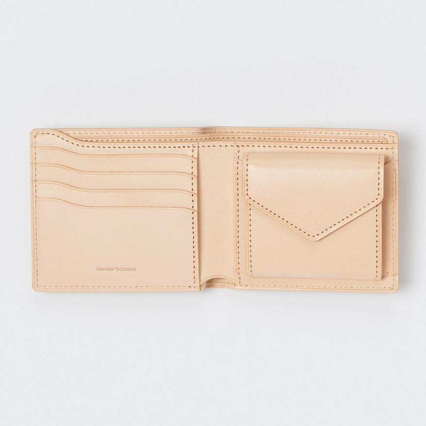 エンダースキーマ「half folded wallet」の詳細